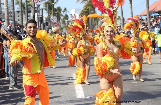 La historia del Carnaval de Veracruz