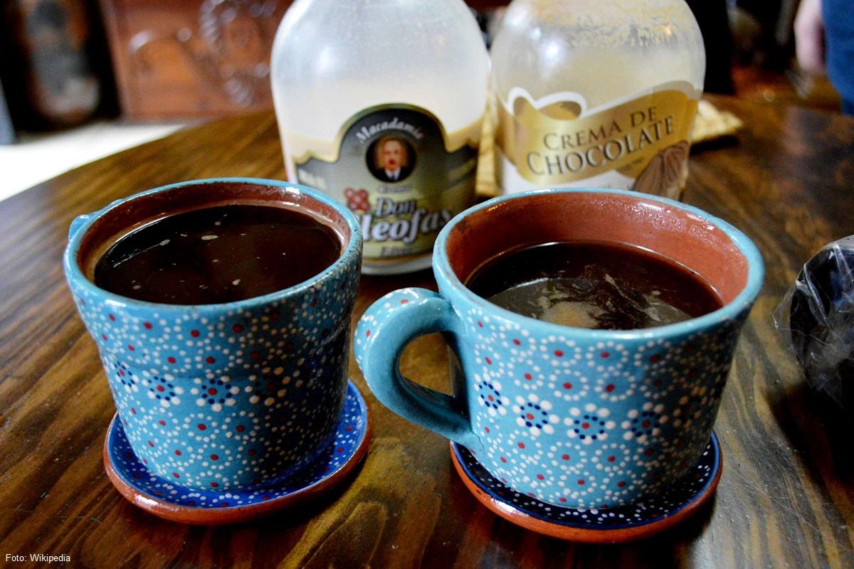 Receta de Café de Olla con Chocolate